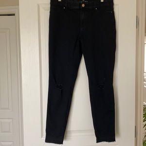 Whitehouse Black Market Skinny Ankle Pants